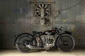 Raleigh 495cc