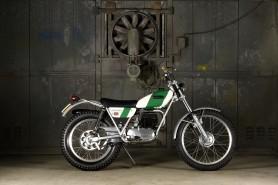 Ossa 250cc Mike Andrews Replica
