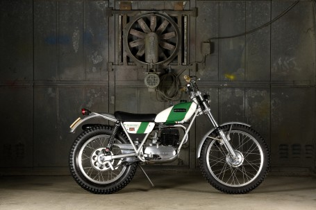 Ossa 250cc Mike Andrews Replica