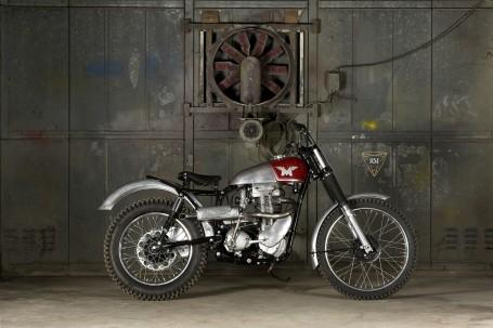 Matchless G3C - 350CM3 - 1966