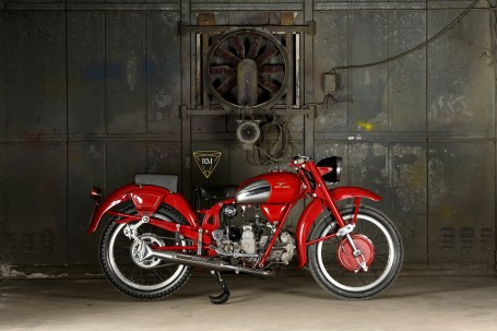 MOTO GUZZI Airone - 250cc - 1956