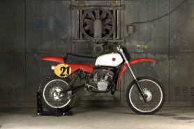 CZ 514 380cc 1980 ( En compétition )