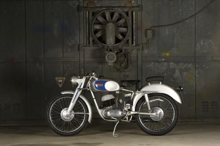 FB MONDIAL Sport Lusso- 150cm3-1956