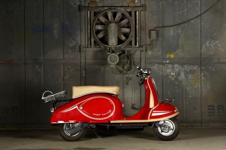 Triumph TWN Tessy Super 141 cc 1957