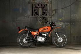 Kawasaki F8 Bison 250 cc 1971